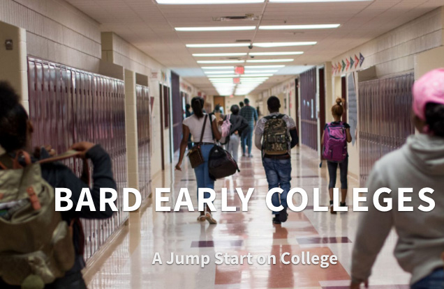 Bard is Uniquely Positioned to Support High School-Aged Students Who Enter College Early