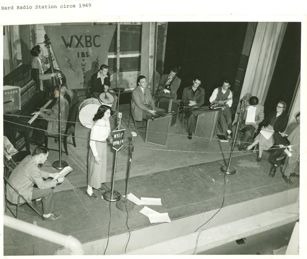 Bard Time Line   Archives   Special Collection   Bard College