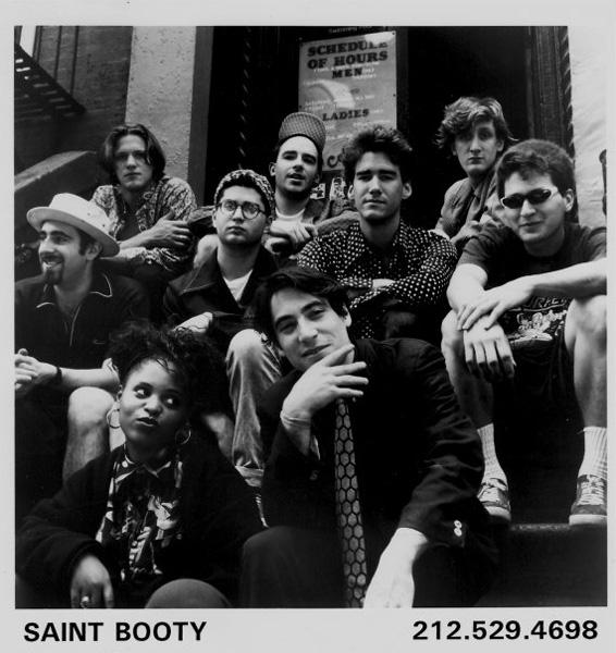 Saint Booty promotional photo