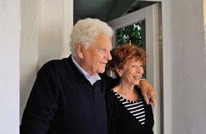 [Reading:Tankred Dorst and Ursula Ehler] Photo: Ohlbaum