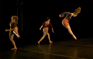 [March Dance Concert] Photo by Brendan Hunt '16