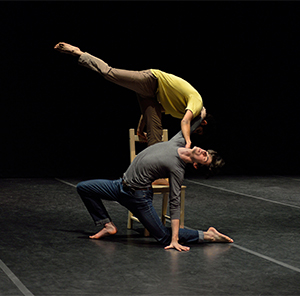 [Faculty Dance Concert] Photo by Brendan Hunt '16