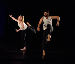 [Senior Dance Concert] Photo by Brendan Hunt '16