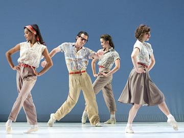 [American Ballet Theatre] Company B, Photo: Rosalie O'Connor