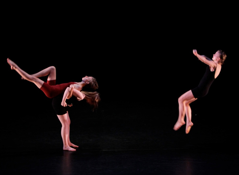 [Fall Dance Concert] Photo: Clayton Horsey