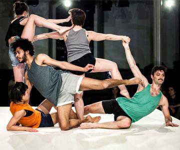 [May Day Dances: Faye Driscoll] Photo: Maria Baranova