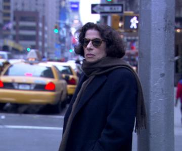 [Fran Lebowitz: A Conversation with Daniel Mendelsohn] Photo per author