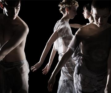 [Trisha Brown Dance Company] Photo by Julieta Cervantes