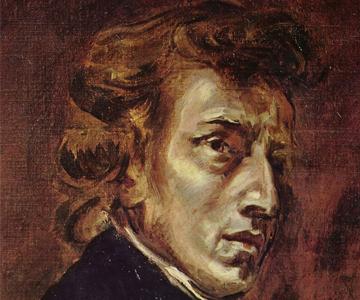 [Bard SummerScape 2017] Image: Fréderic Chopin, Eugéne Delacroix, 1838.