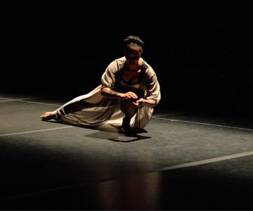 [Faculty Dance] Photo by Doug Baz