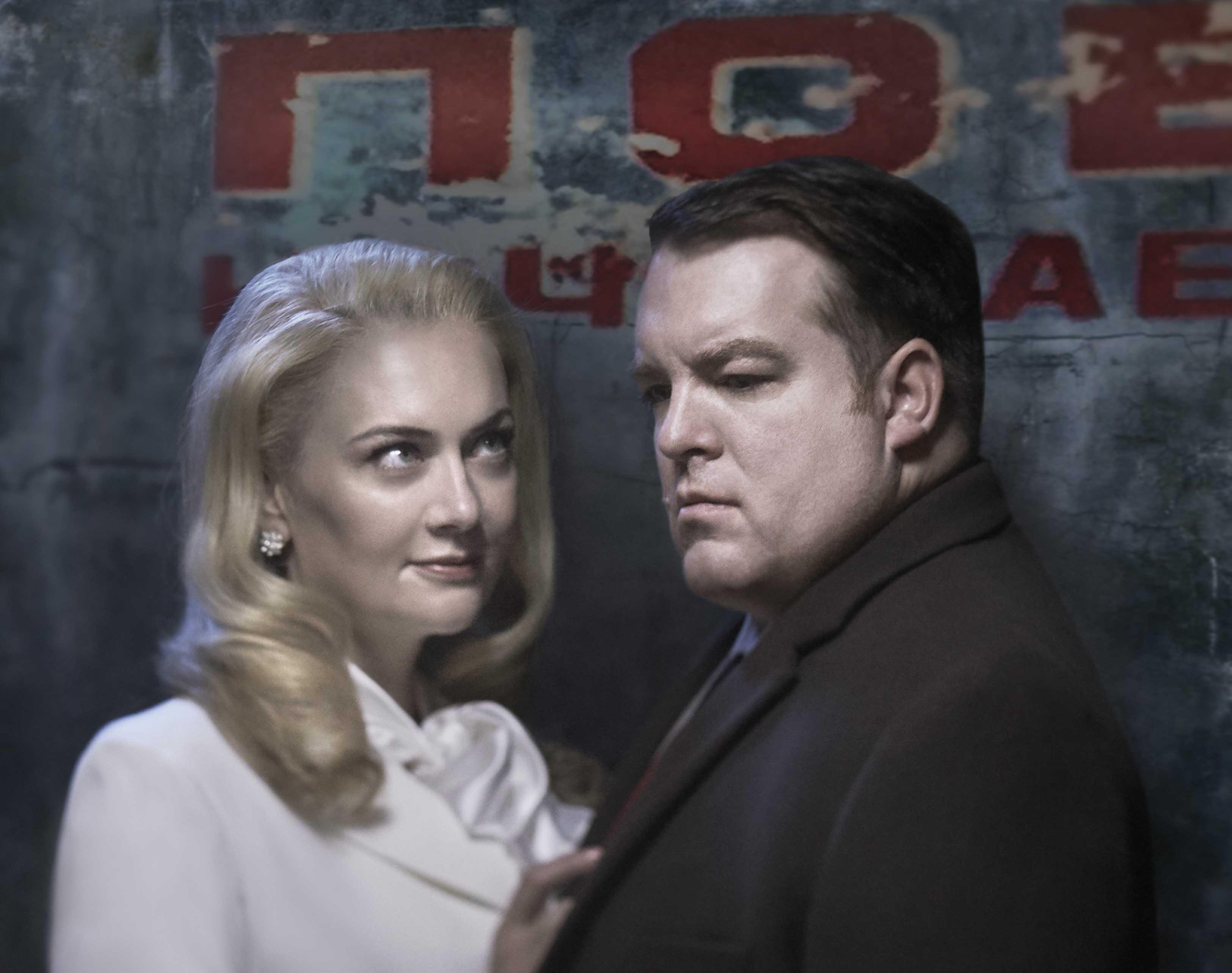 [Dimitrij] Marina and Dimitrij, Todd Norwood