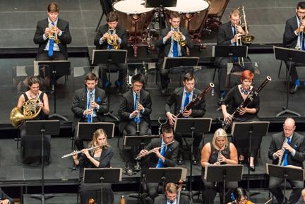 [Beethoven's Ninth Symphony] Photo by Matt Dine