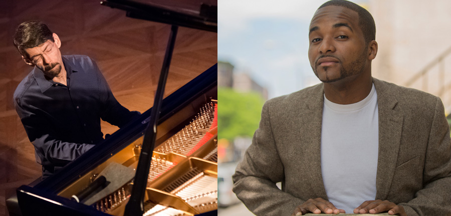 [Catskill Jazz FactoryHeard Fresh: Music for Two Pianos]