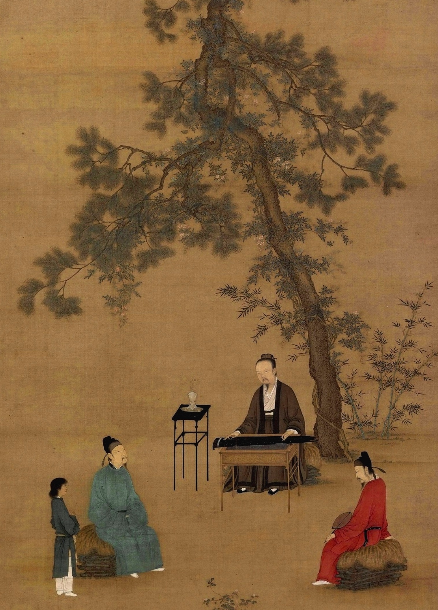 image for Harmony and Power: The Role of Music in the Cultivation of the Literati in Ancient China