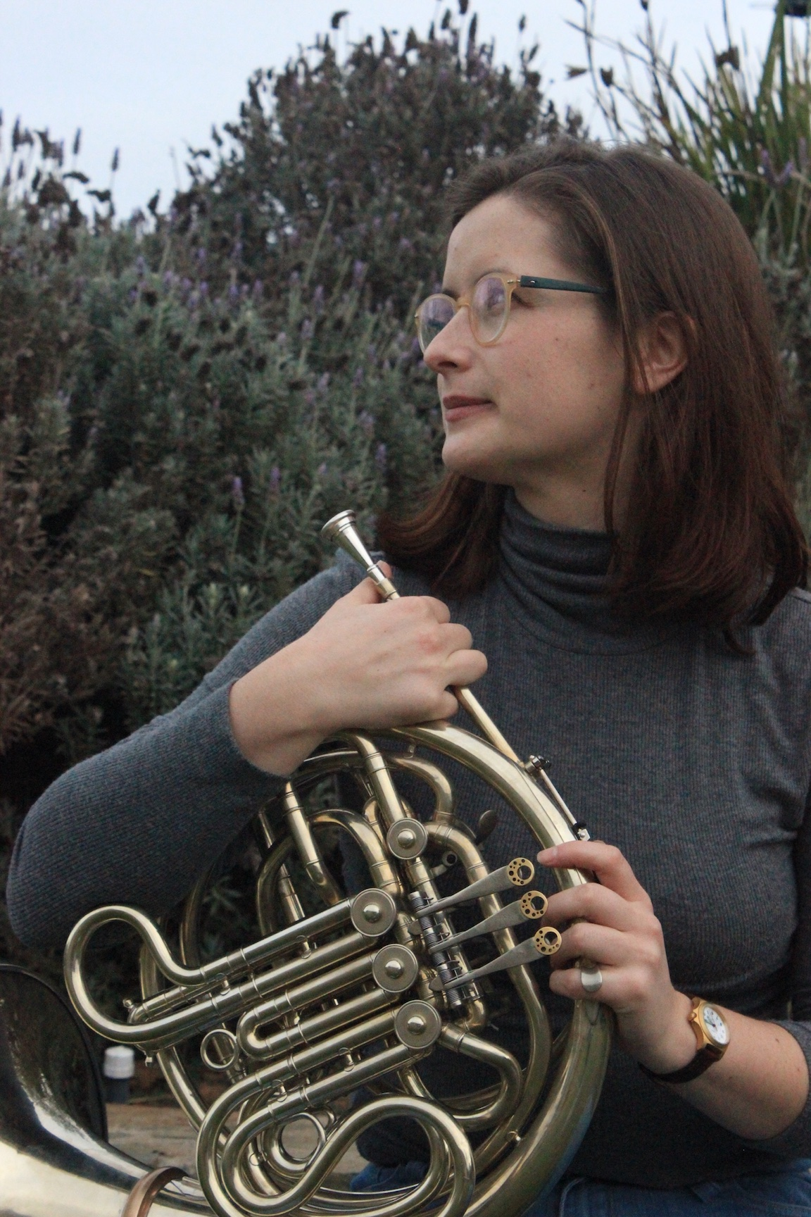image for Conservatory Degree Recital: Claire Worsey, horn