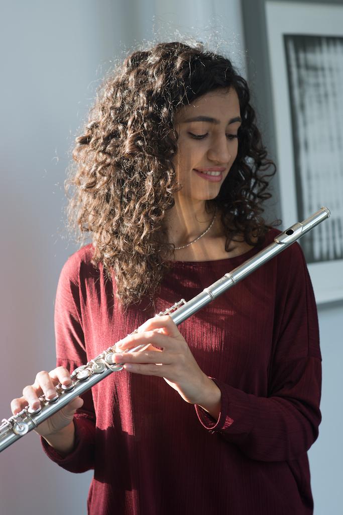 image for Conservatory Degree Recital: Mais Hriesh, flute