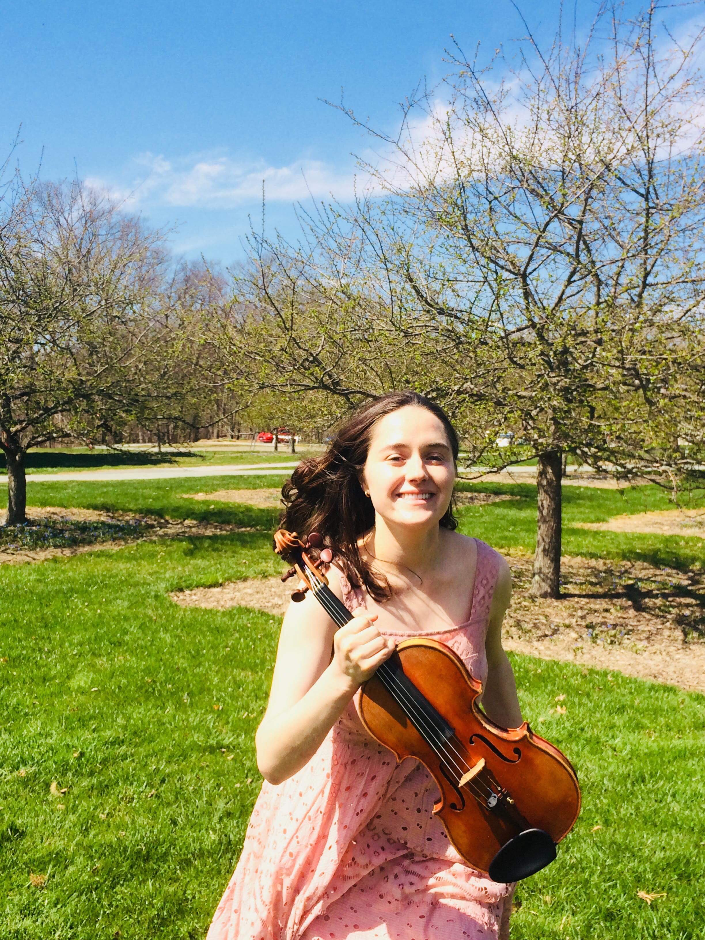 image for Conservatory Degree Recital: Avery Morris, violin