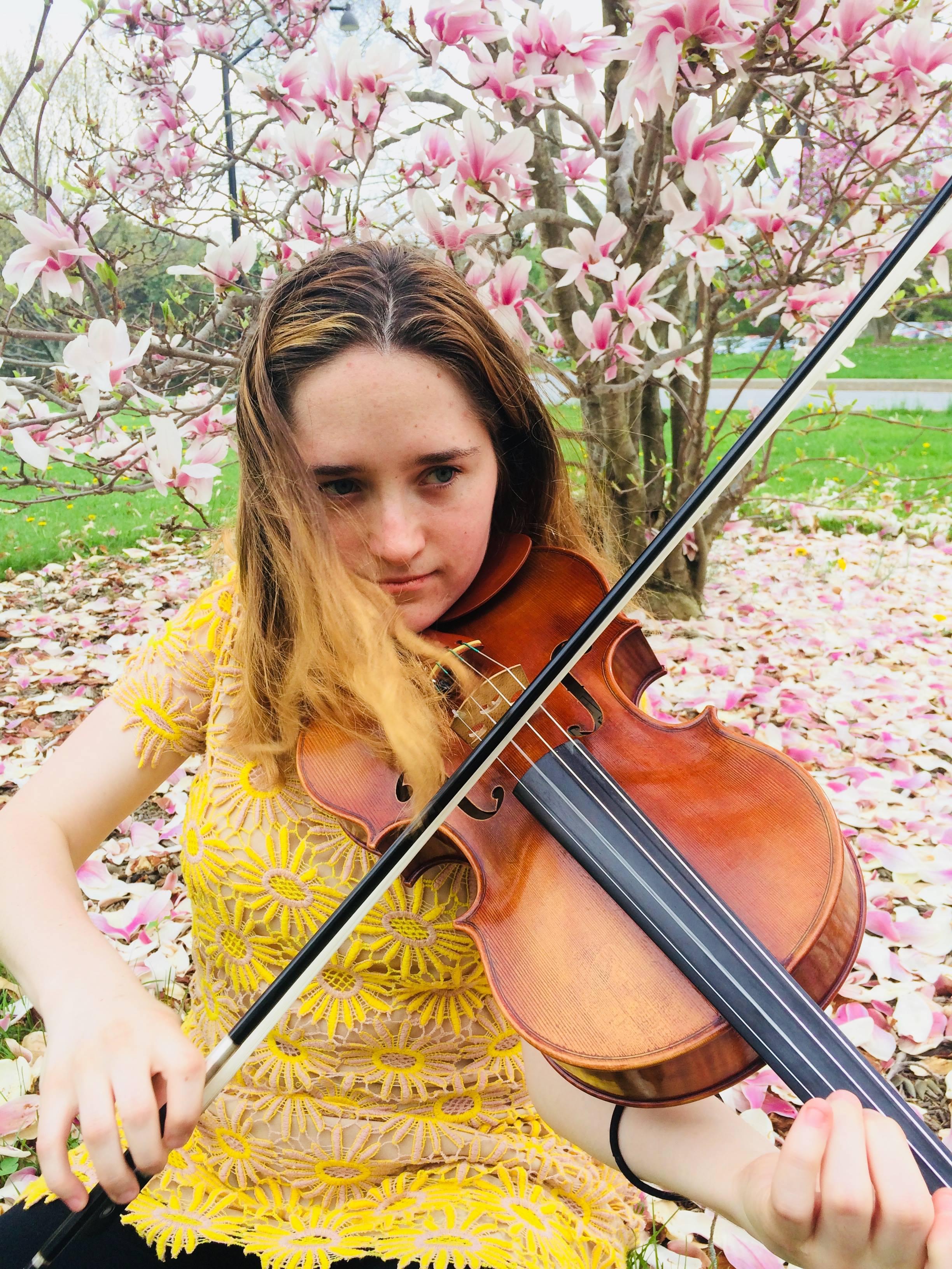 image for Conservatory Degree Recital: Alexzandra Morris, viola