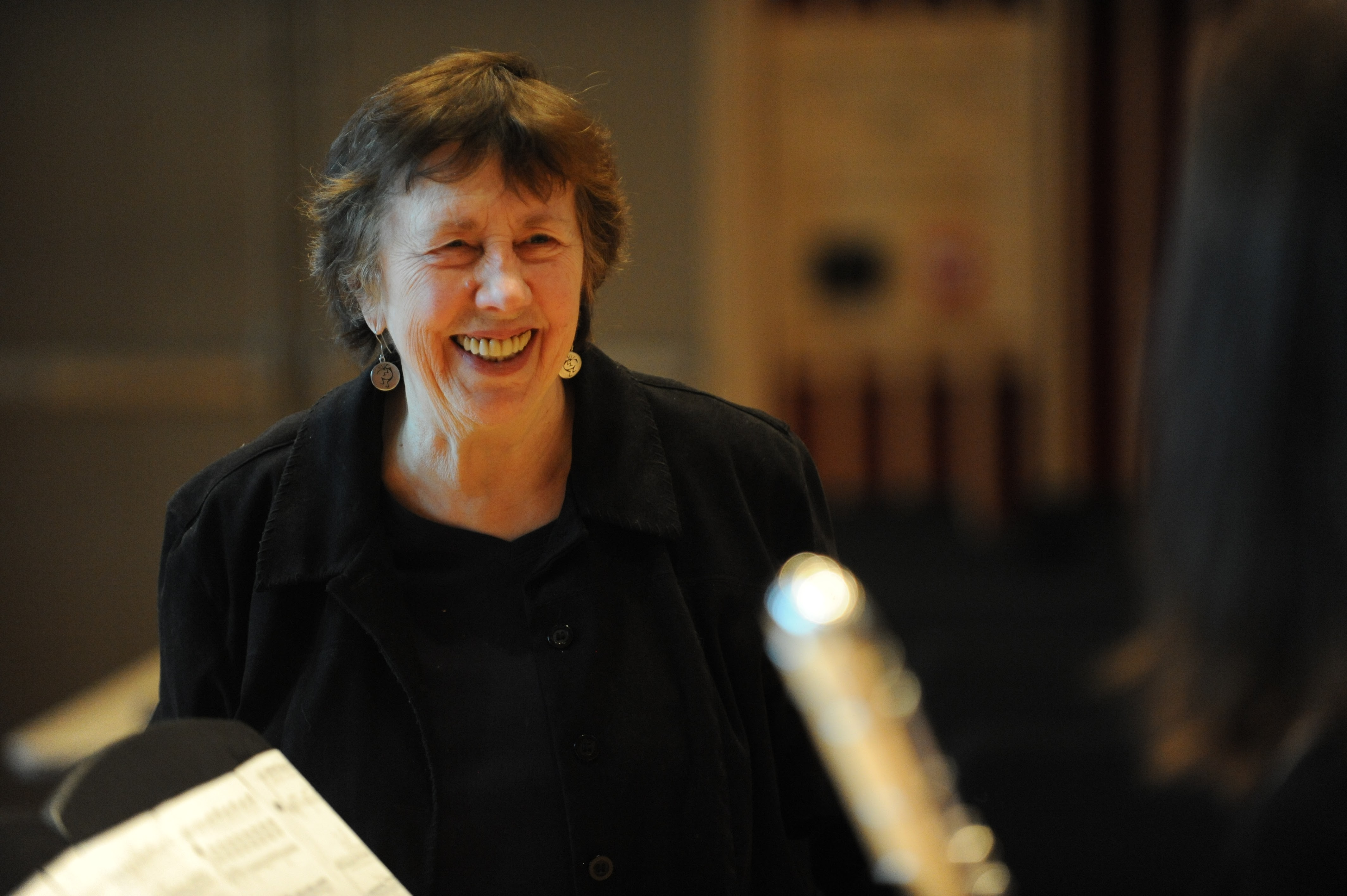 image for The Bard Conservatory of Music Celebrates Joan Tower at 80 in New York City