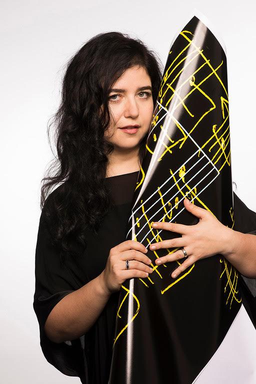image for Visiting Faculty Recital: Lera Auerbach, <em>piano</em>, performs Mussorgsky&rsquo;s <em>Pictures at an Exhibition </em>and her 2018 composition, <em>Labyrinth</em>