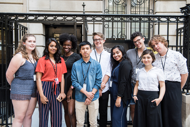 Spotlight on Bard Graduate Center's Lab for Teen Thinkers