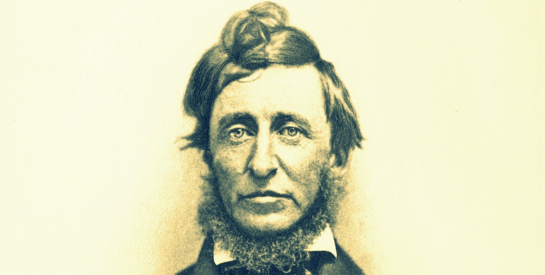 Henry David Thoreau On Creating A Deep Mental Path