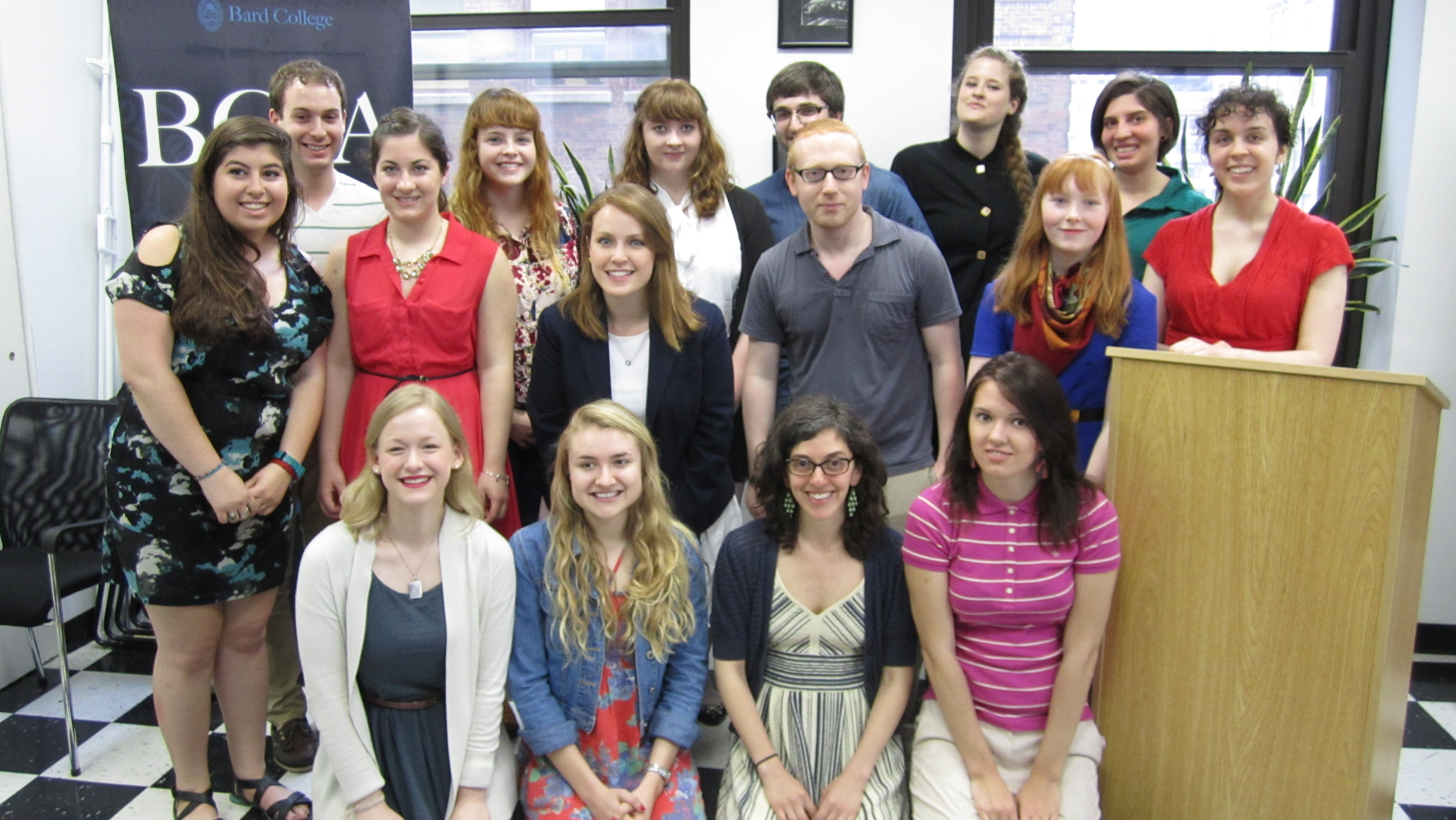 This Week at BGIA: Spring 2014 Graduation