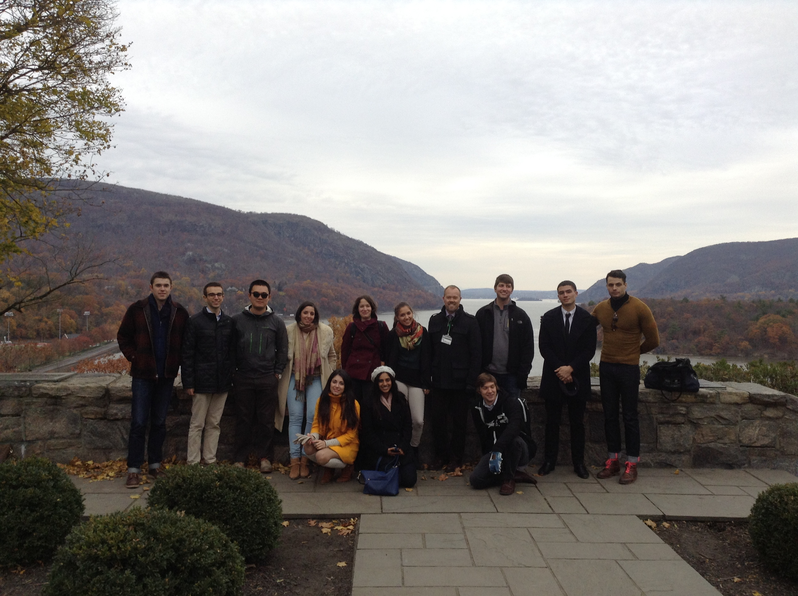 This Week at BGIA: Panels, Alumni Events and a Trip to West Point (11/10/14-11/16/14)