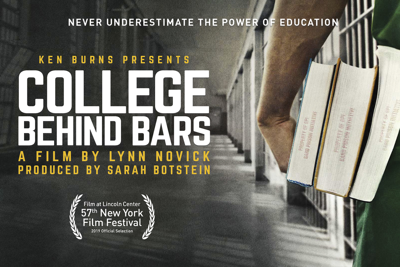 Special Preview of the New Documentary College Behind Bars