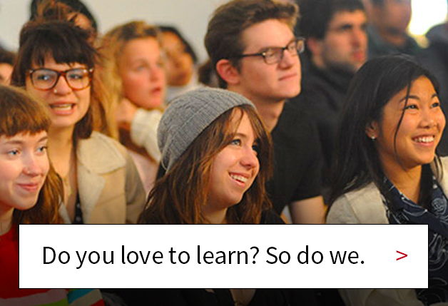 Do you love to learn? So do we.