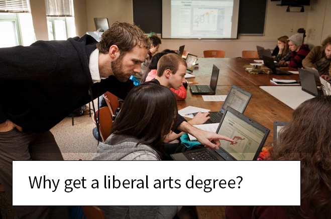 Why get a liberal arts degree?