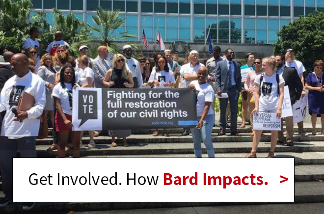 Get Involved. How Bard Impacts.