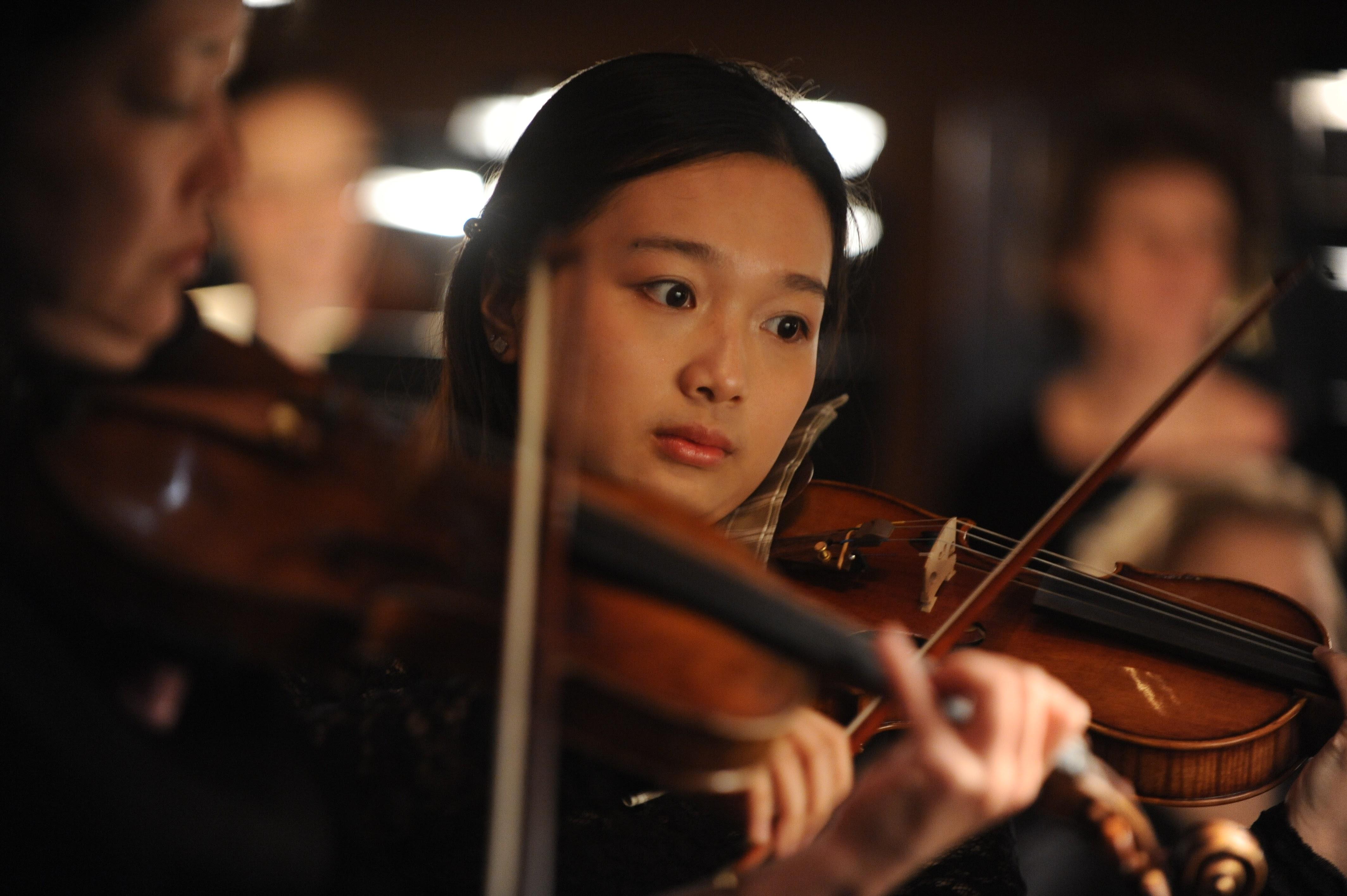 [Degree Recital: Shuang Yang, violin]