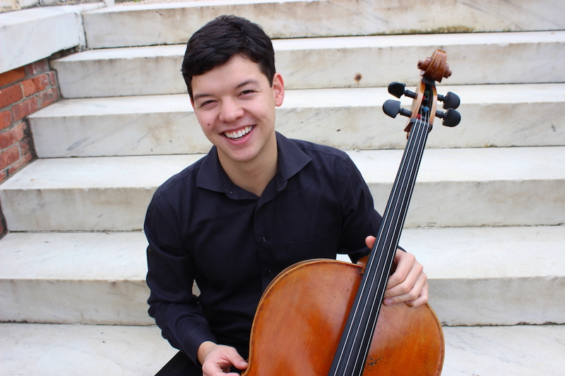 [Degree Recital: John Belk, cello]
