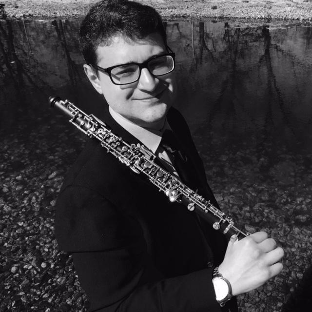 [Degree Recital:Alessandro Cirafici, oboe]