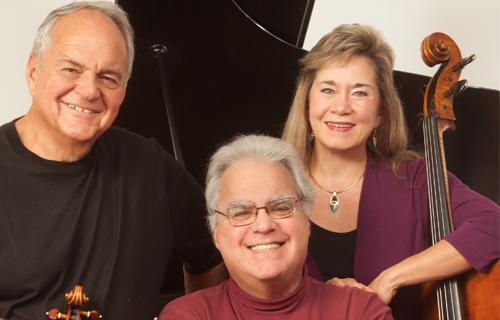 [The Kalichstein-Laredo-Robinson Trio] Courtesy of the artists