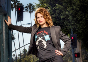 [Sandra Bernhard: Sandra Monica Blvd.: Coast to Coast] Magnus Hastings