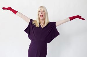 [Mx. Justin Vivian Bond Shows Up] Tammy Shell