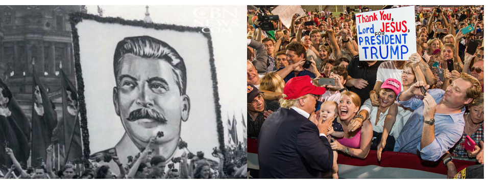 [In the Shadow of Stalin: Trump and Power]
