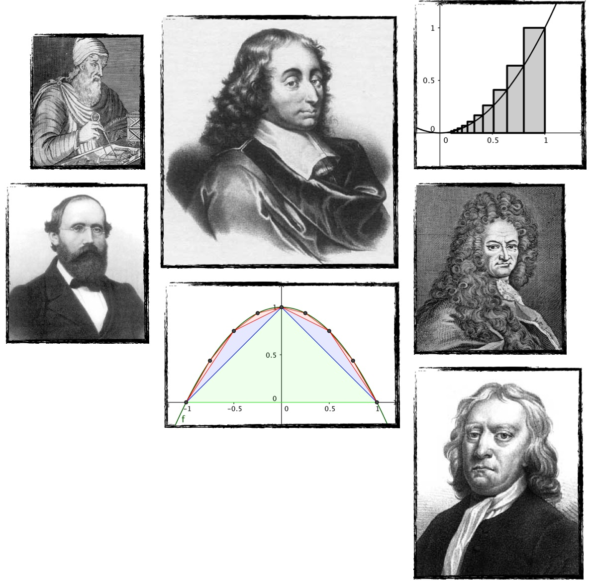 [The Area of a Parabola from Archimedes to Riemann]