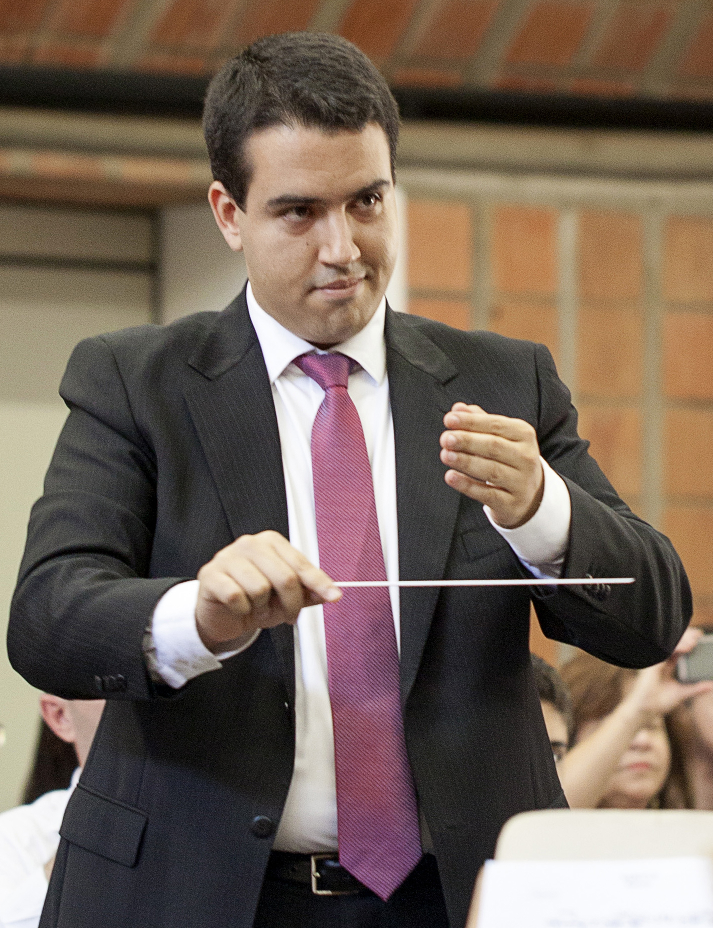 [Graduate Orchestral Conducting ProgramDegree Recital]