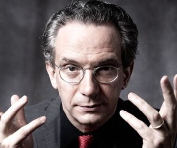 [Luisi Conducts Beethoven and Brahms] Photo by Barbara Luisi