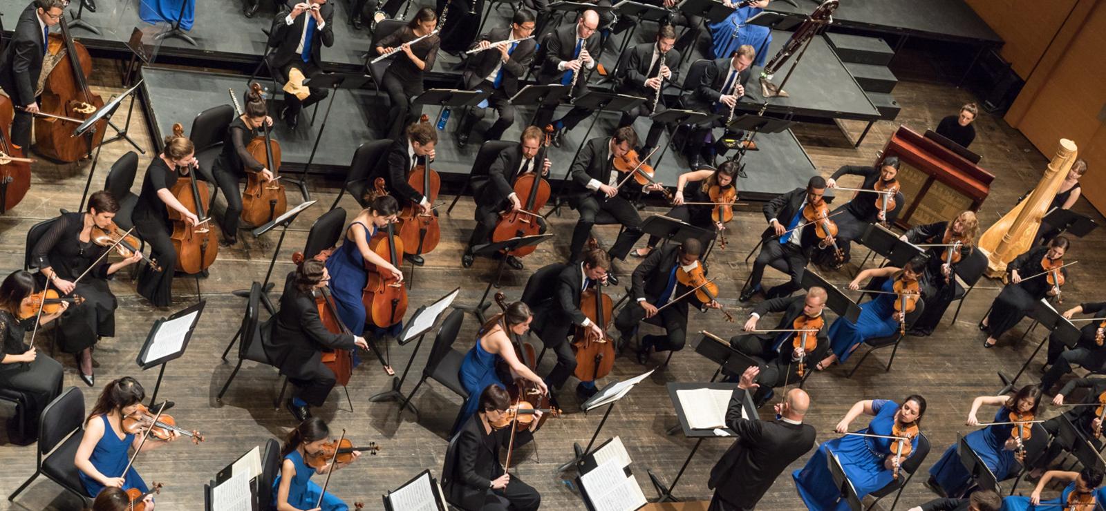 [Mahler's Seventh Symphony] Photo: Matt Dine