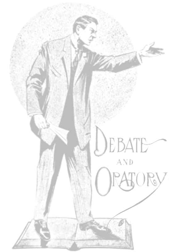 [Bard Debate Union: Weekly Meeting]