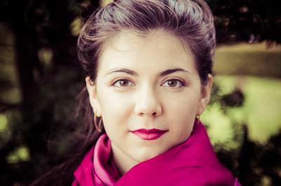 [Vocal Arts Alumna Recital: Lucy Fitz Gibbon '15, soprano; with Ryan MacEvoyMcCullough, piano] Lucy Fitz Gibbon