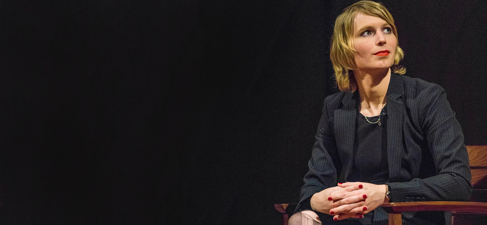 [A Conversation with Chelsea Manning] Tim Henning