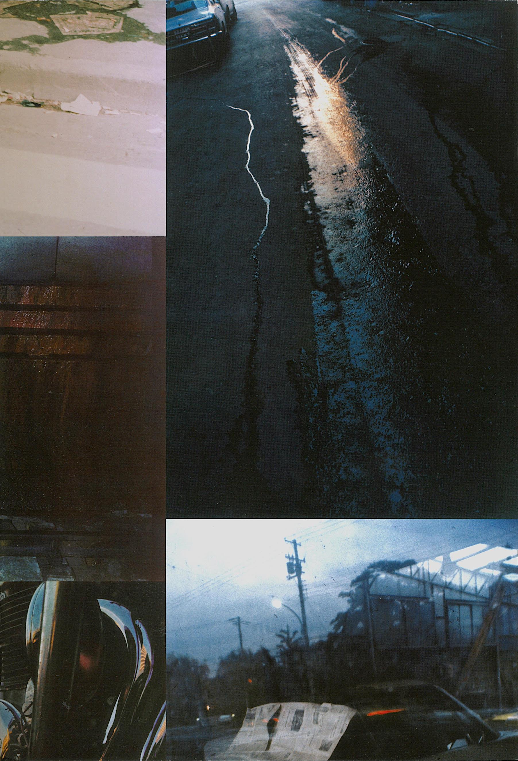 [An Illustrated Dictionary of Urban Overflows: Nakahira Takuma's Urban Photography and Writing]