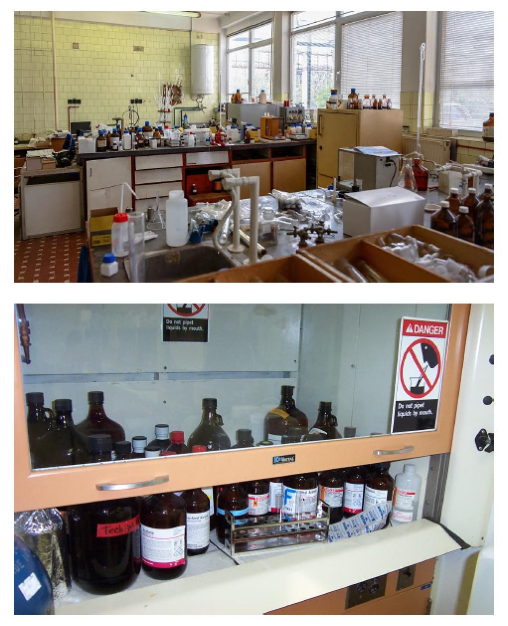 [Lab Safety Training]