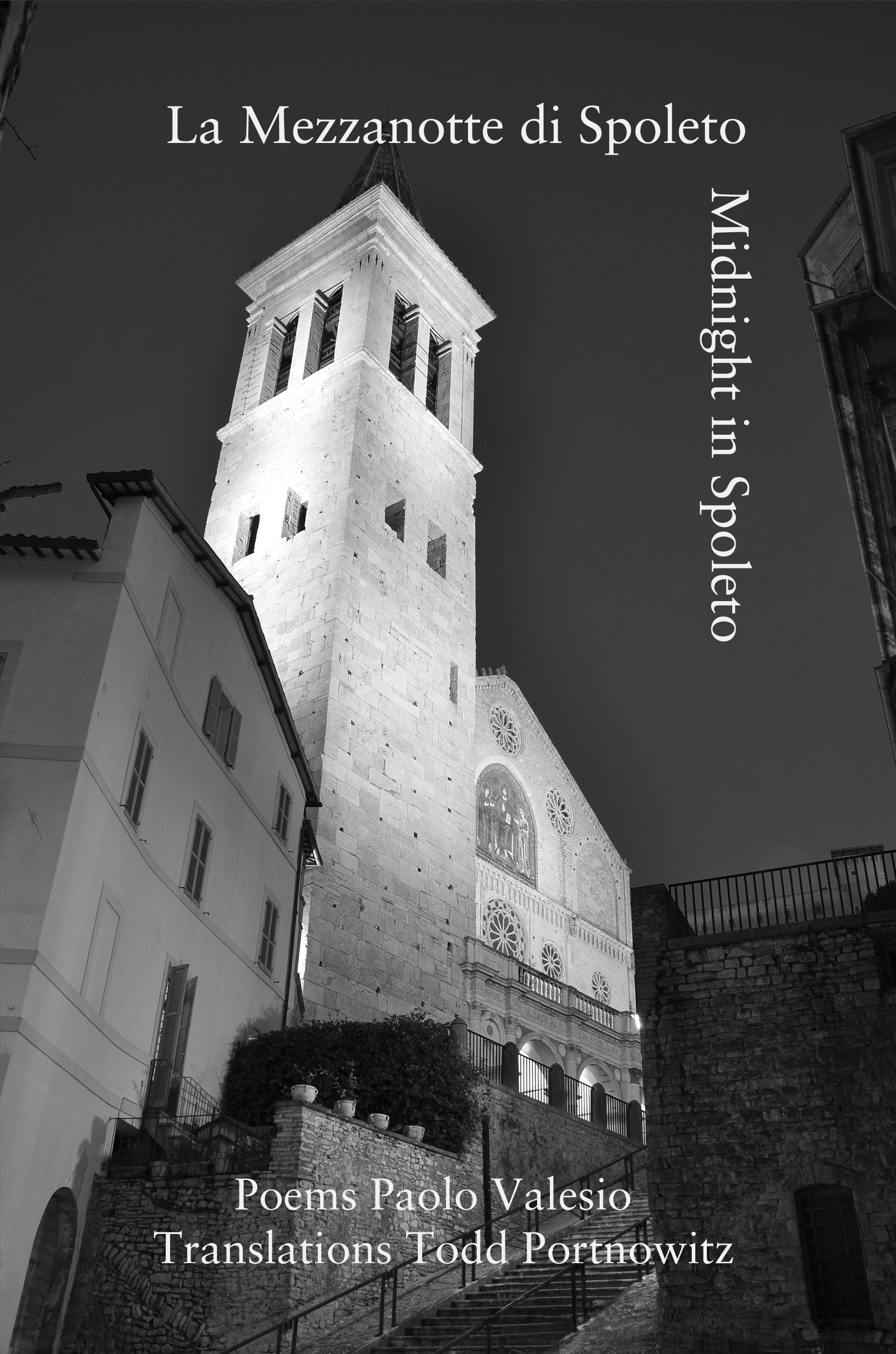 [Poet & Translator:A Bilingual Reading from Midnight in Spoleto]