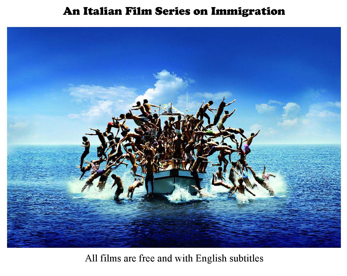 [The Fall Italian Film Festival ]